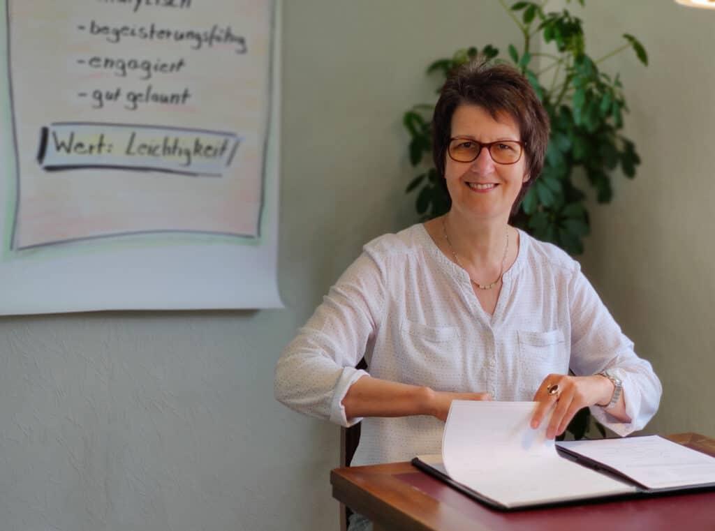 Berufliche Orientierung - viel Arbeit zu mehr Freude